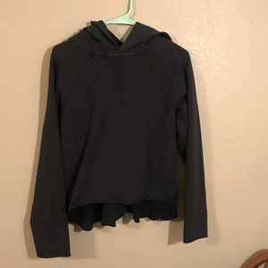 Lululemon Charcoal Sweatshirt